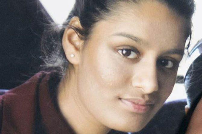 Shamima Begum, ISIS