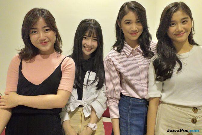 Show Spesial Pemenang Pemilu di Perayaan 7th Anniversary JKT48