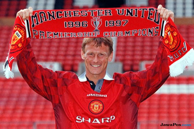 Manchester United, Teddy Sheringham, Reds Run 2018