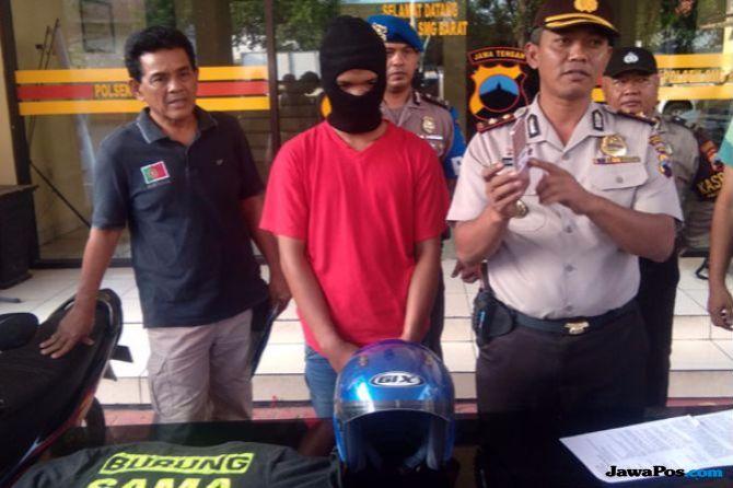 Pelaku Pembunuhan PK Sunan Kuning
