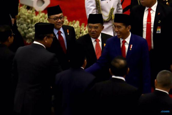 Sidang Tahunan MPR, Zulhas Sampaikan Pesan 'Emak-emak' ke Jokowi