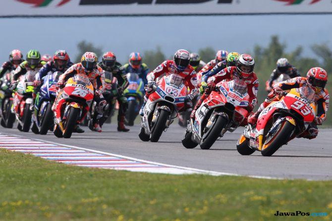 MotoGP, GP Republik Ceko, Rossi, Vinales, Dovizioso, Lorenzo, Marquez, Pedrosa, Zarco, Alex Rins, Iannone