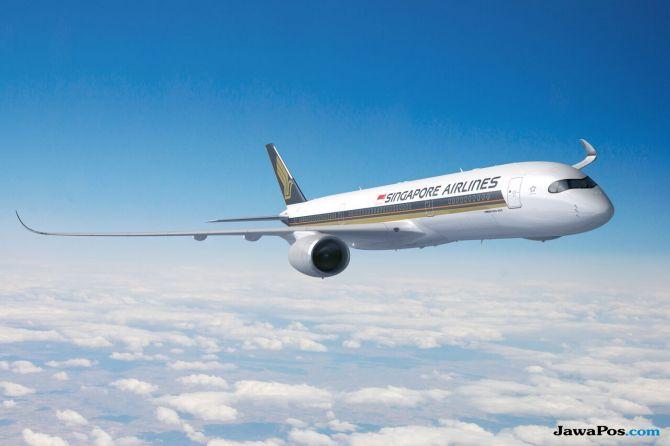 singapore airlines, penerbangan, penerbangan nonstop,