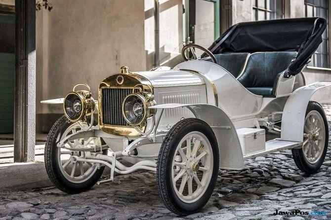 Skoda SBC: Mobil Uzur Berusia 110 Tahun Dirias Kembali