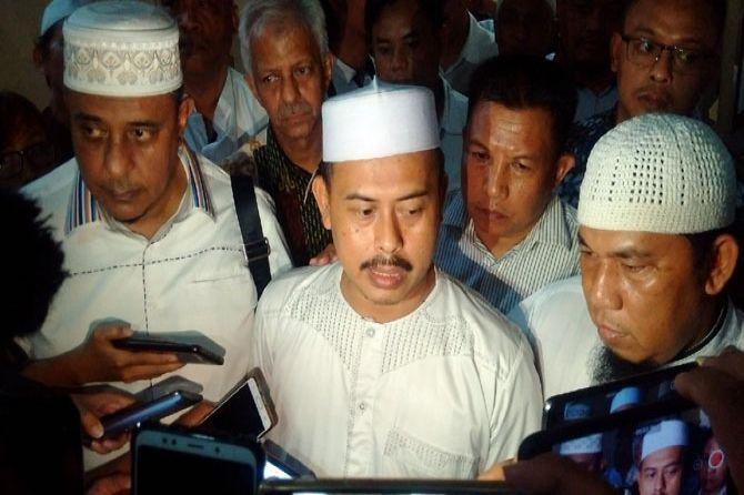 Slamet Ma'arif Tersangka, Kubu Prabowo: Terlalu Dipaksakan