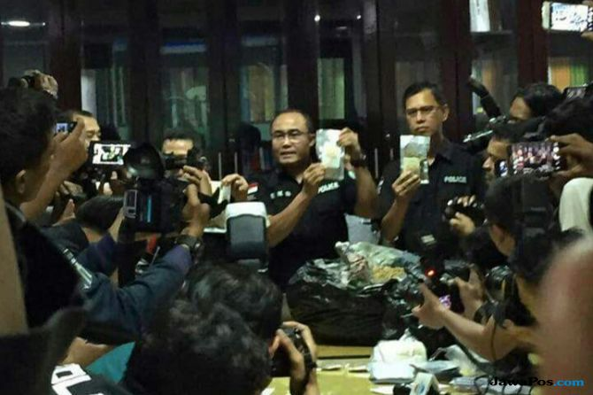 Broadcast Snack Kripik Jamur Masuk Narkoba Golongan 1 kembali Beredar