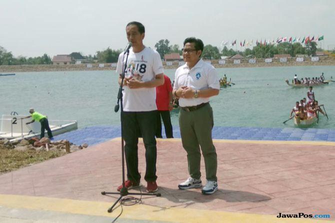 Jokowi dan Muhaimin