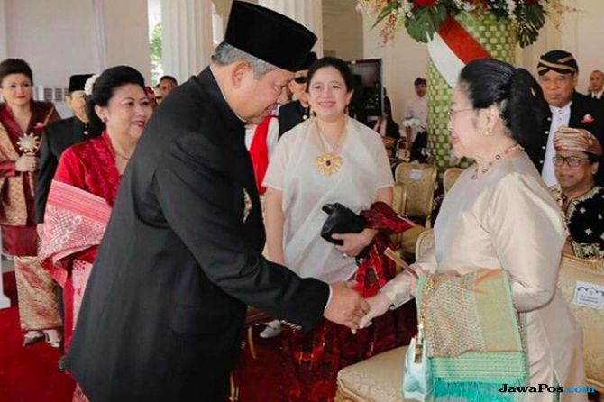 SBY dan Megawati