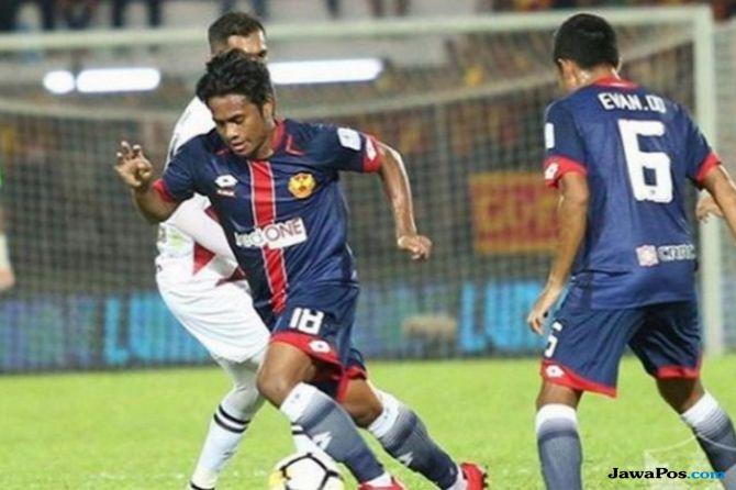 Evan Dimas, Evan Dimas Darmono, Ilhan Udin, Selangor FA