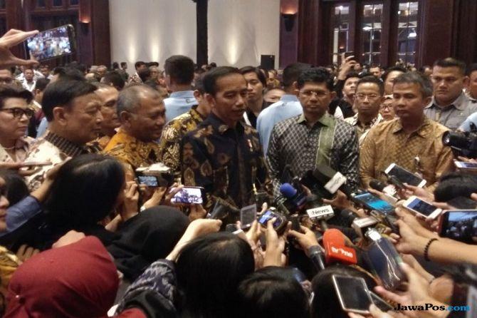Soal Penembakan 31 Pekerja di Papua, Ini Kata Presiden Jokowi