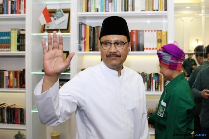 Wakil Gubernur Jawa Timur Saifullah Yusuf