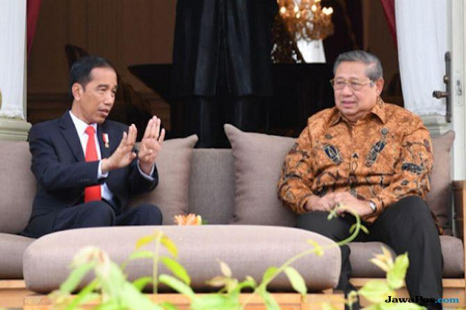 Jokow dan SBY