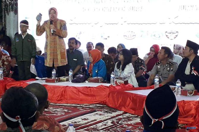Soal Penyelewengan BOPDA, Risma: KPK Harus Telurusi Itu