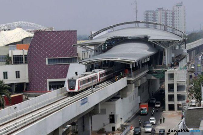 Solusi Atasi Macet, Pemkot Medan Akan Bangun LRT dan BRT Tahun Depan