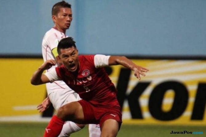 Song Ui-Young, Home United, Persija Jakarta, Marko Simic, Riko Simanjuntak,
