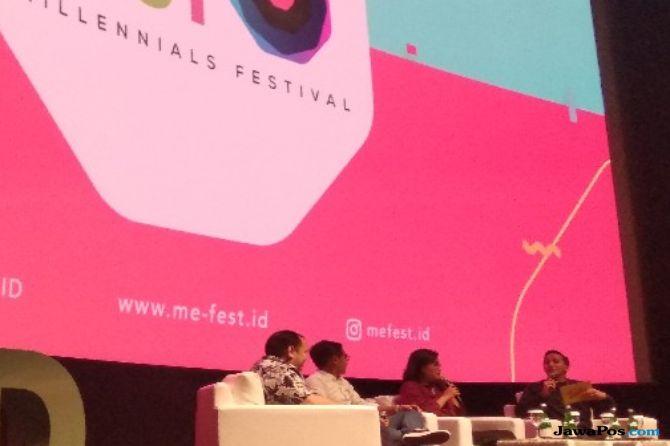 Sri Mulyani Beri 'Kuliah Ekonomi' ke Generasi Milenial