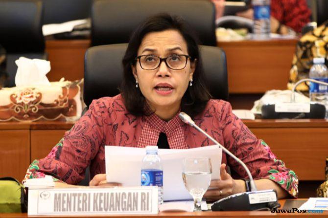 Sri Mulyani Siap Ambil Tindakan Hukum ke Penyebar Hoax Jual Bali