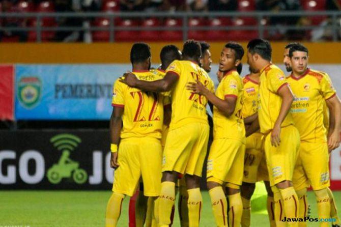 Liga 1 2018, Sriwijaya FC