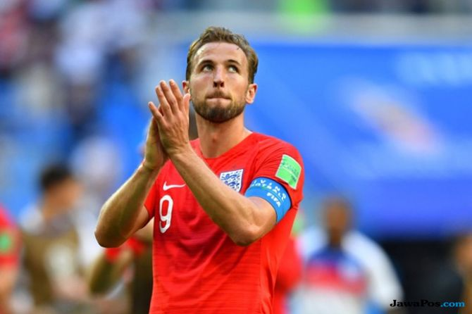 Piala Dunia 2018, Timnas Inggris, Harry Kane
