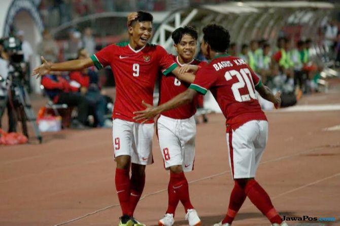 Timnas U-16 Indonesia, Piala AFF U-16 2018, Timnas U-16 Malaysia, Jadwal Semifinal Piala AFF U-16 2018