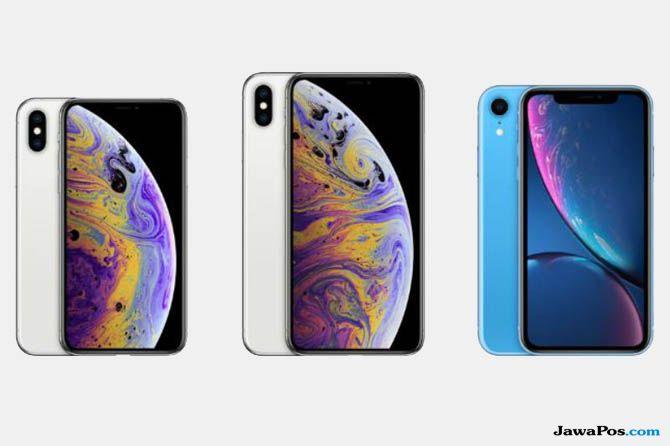 iPhone XS Indonesia, iPhone XS Max Indonesia, iPhone XR Indonesia