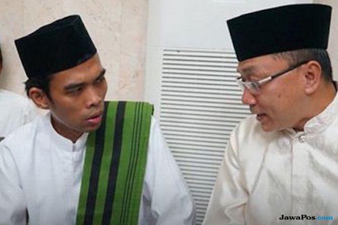 Ustad Abdul Somad dan Zulkfli Hasan