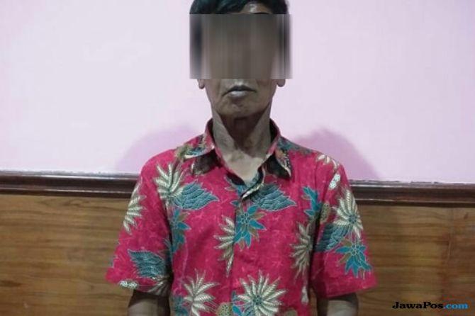 Sudah Tua Bangka, Penjaga Sekolah Cabuli Murid SD di Kebun