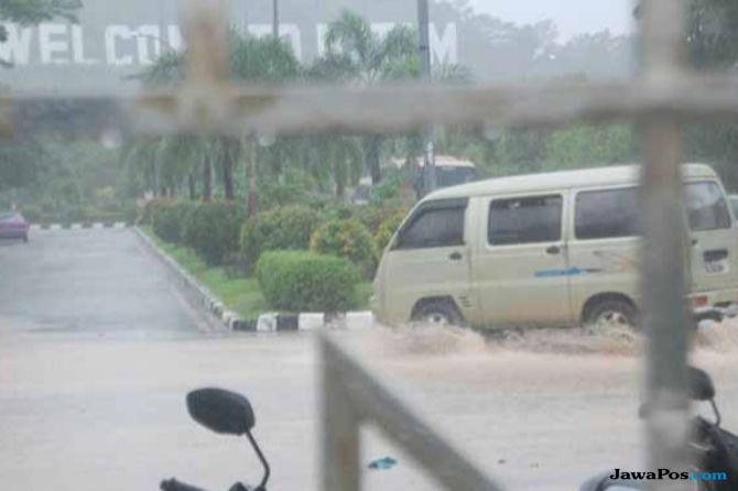 Banjir di Batam