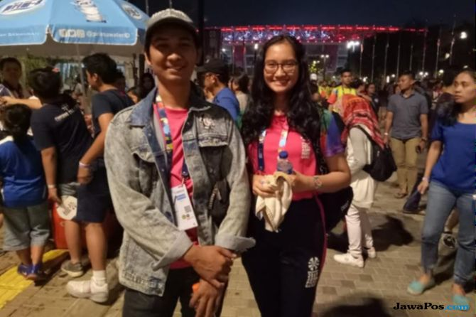Asian Para Games 2018, Volunteer