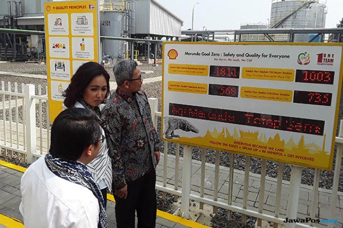 Sukses Menekan Impor Bahan Baku, Kemenperin Apresiasi Shell Indonesia