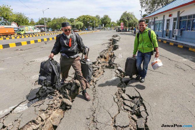 Sulit Pastikan Gempa Pembuka atau Bukan