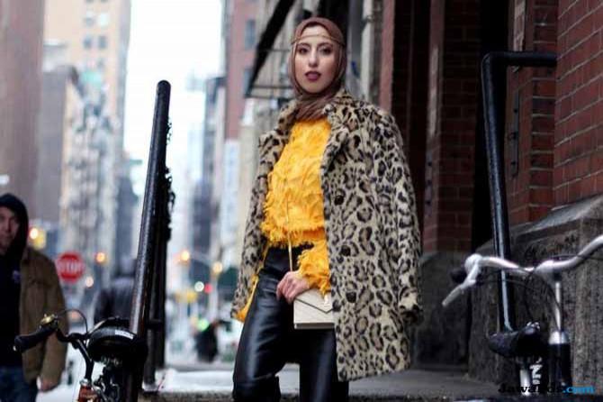 Super Elegan Begini Padu Padan Hijab Dengan Koleksi Coat