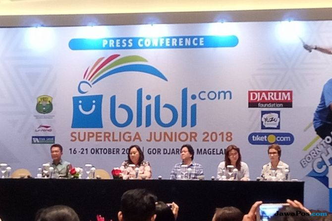 Superliga Junior 2018, Bulu Tangkis, Yuni Kartika, Susy Susanti