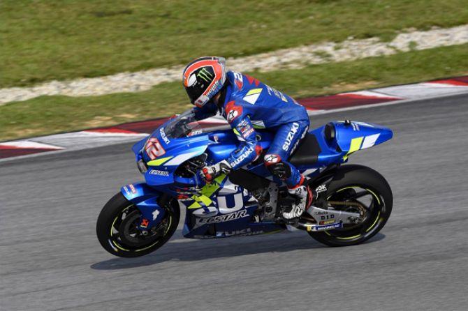 MotoGP 2019, Suzuki, Alex Rins
