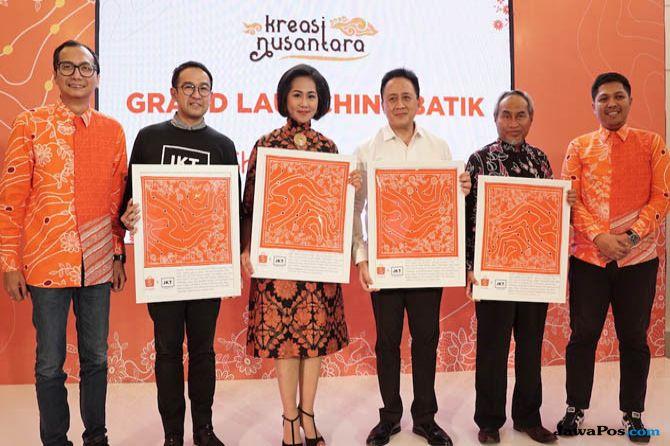 Rilis batik Shopee