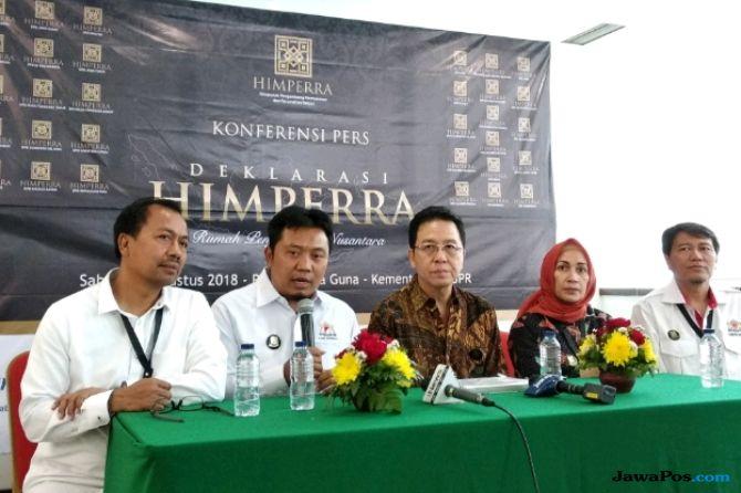 Tahun Depan, Himperra Berkomitmen Tambah 120 Ribu Rumah Subsidi