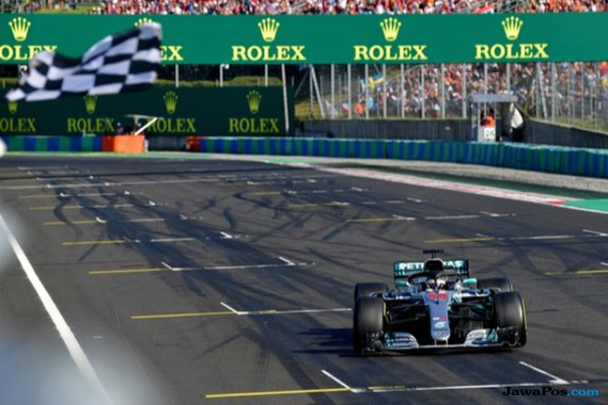 Formula 1, F1, GP Hungaria, Sebastian Vettel, Lewis Hamilton, Valterri Bottas, Daniel Ricciardo, Max Verstappen, Kimi Raikkonen