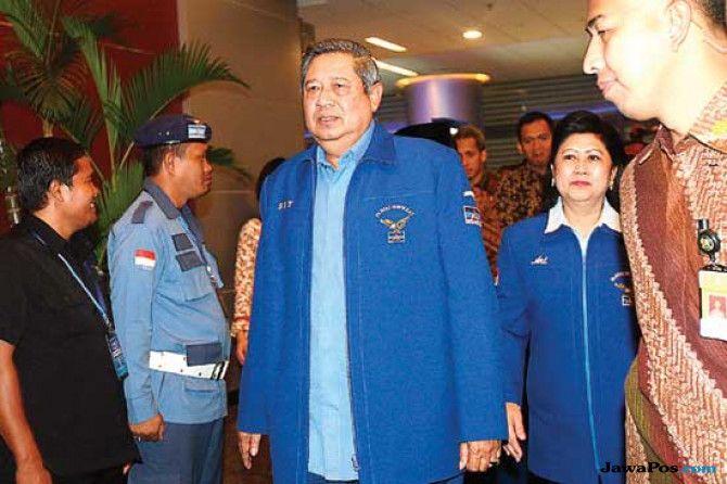 SBY dan istri