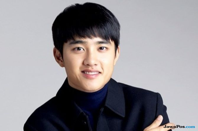 Tak Hadir, D.O. EXO Sabet 'Popularity Awards' di Buil Film Awards 2018