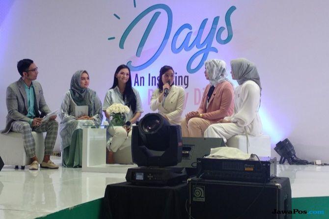 perempuan zaman now, wardah day 2018,