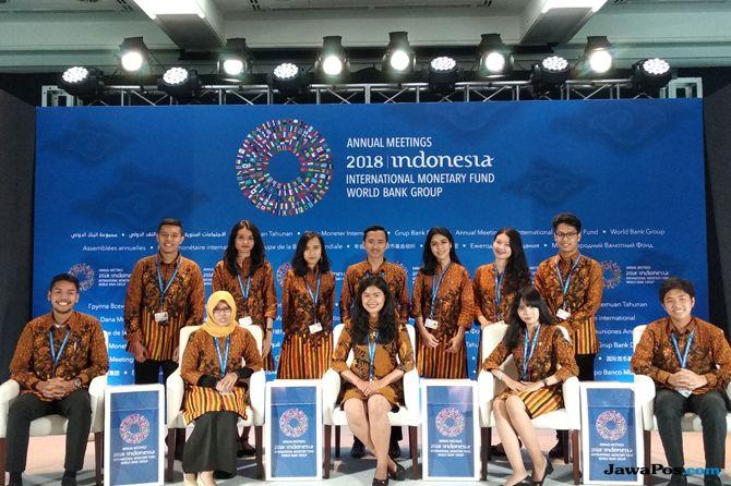Tak Hanya Pejabat, IMF-WB Bikin Mahasiswa Dapat Wawasan Ekonomi Dunia