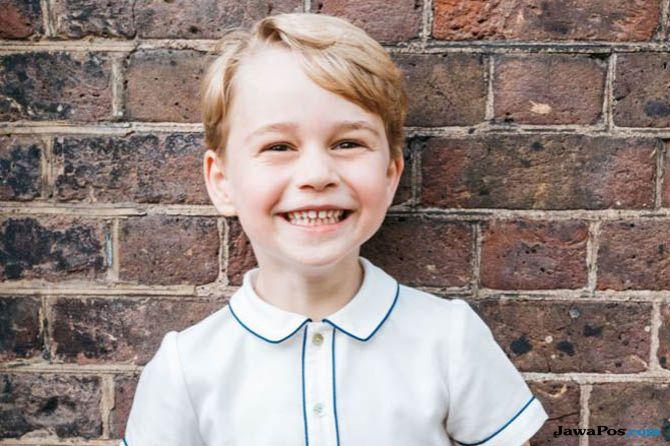Pangeran George, George Alexander Louis, Pangeran George ulang tahun