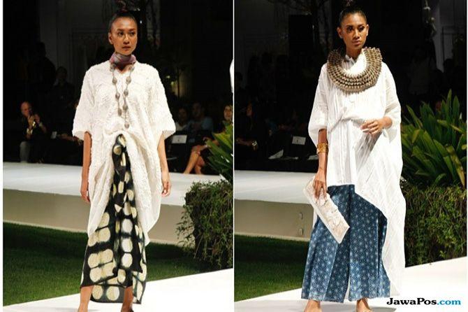 Tampil Trendi Saat Lebaran Dengan Koleksi Batik Bergaya Jepang