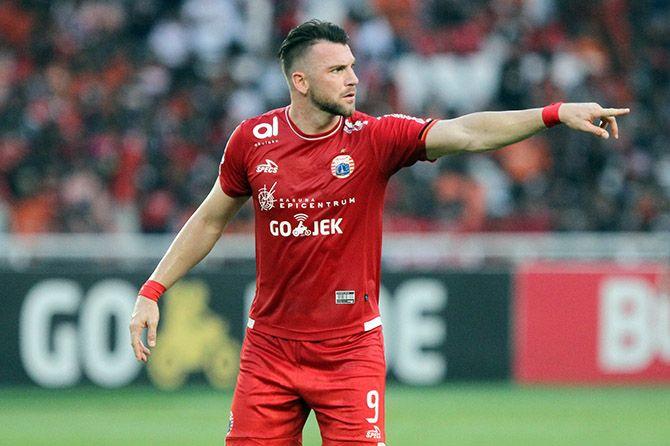 Tanpa Simic, Ini Daftar Pemain Persija di AFC Cup 2019