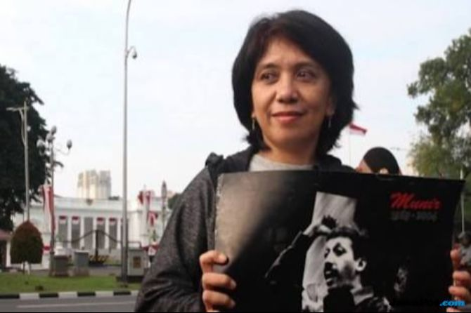 Tanya Kasus Munir! Suciwati Mau Temui Kabareskrim, Mabes Polri: Monggo