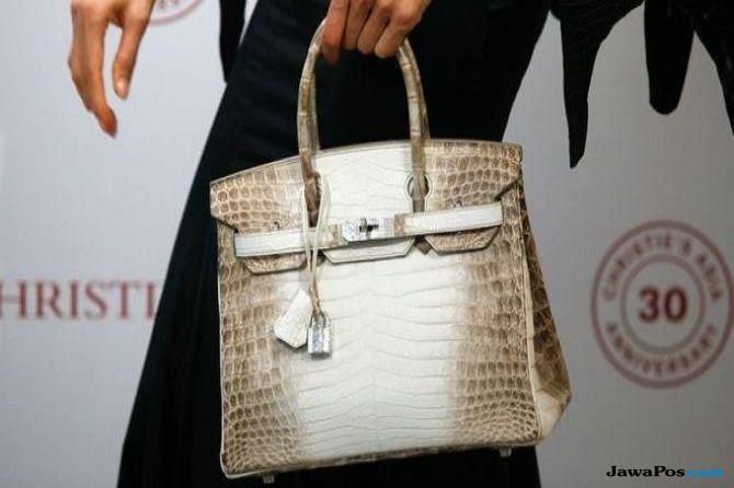 Tas Hermes Berusia 10 Tahun Ini Terjual Dengan Harga Fantastis