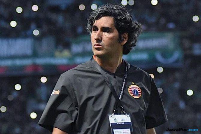 Bali United, Stefano Cugurra Teco, Persija Jakarta,