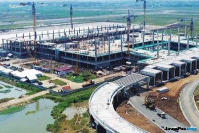 Telan Rp 330 Miliar, Bandara Kertajati Rampung Desember 2018