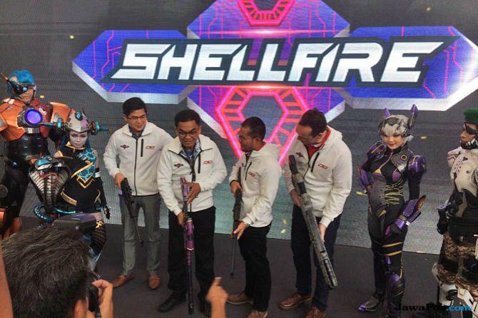 ShellFire, Telkomsel ShellFire, Gam ShellFire Telkomsel