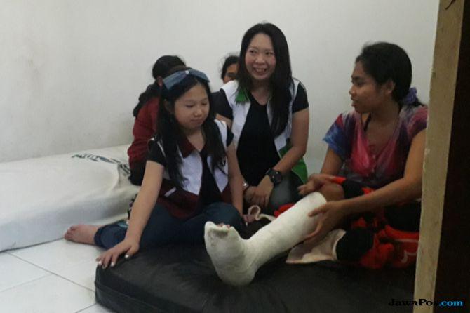 Tempat Berteduh Gratis Bagi Pasien Tidak Mampu